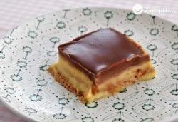 Cómo hacer tarta de galletas o tarta de la abuela.