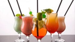 Hacer licores con frutas