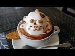 Cafés en 3D