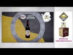 Selección cervezas españolas Medalla de Oro