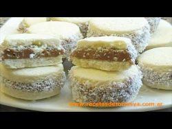 (17) Alfajores de Maicena – Recetas de Tortas YA! – YouTube