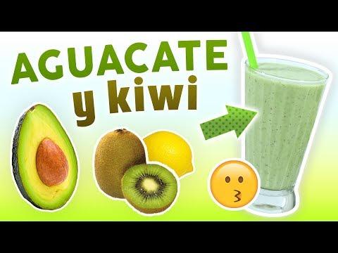 Batido de Aguacate y Kiwi para Desayunar – Licuado Nutritivo y Saludable para Comenzar Bien el Día – YouTube
