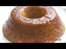 Budín de Pan – Recetas de Tortas YA! –