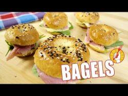 Cómo Hacer Bagels Caseros | Receta por Tenedor Libre – YouTube
