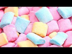 NUBES CASERAS o Malvaviscos, Marshmallow, Esponjitas, Bombones – YouTube