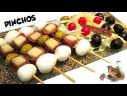 Pinchos de huevos de codorniz – YouTube
