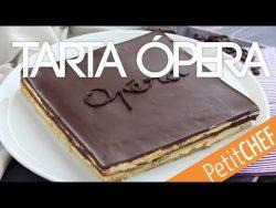 Receta Tarta Ópera, receta clásica | Petitchef – YouTube