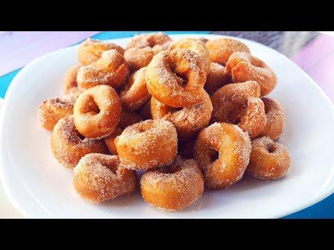 Rosquillas de Anís – Rosquitos o Roscos de Anís 🍾