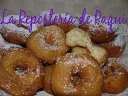 ROSCOS de VINO (WINE BUCKETS) – La Repostería de Paqui